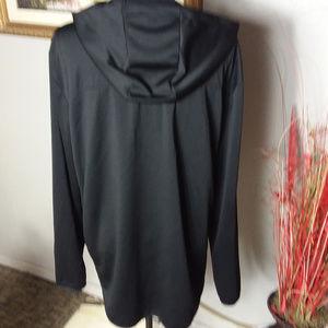 Russell Athletic Shirts - Russell Men's Black Full Zipper Hoodie Sz L 42-44